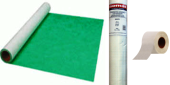 Complementary Waterproofing Products – Reinforcements