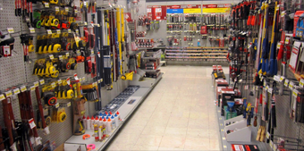 Equipment, Tools & Fasteners